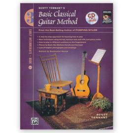 Scott Tennant- Basic Method 3 CD