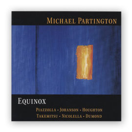 Michael Partington Equinox