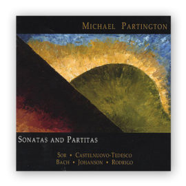 Michael Partington Sonatas and Partitas