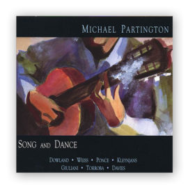 Michael Partington Song and Dance