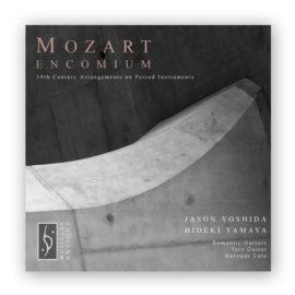Jason Yoshida Hideki Yamaya Mozart Encomium