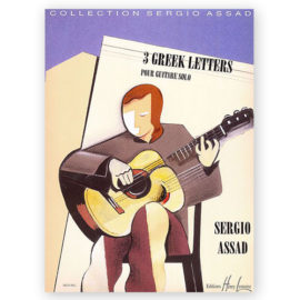 Sergio Assad 3 Greek Letters