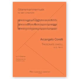 Arcangelo Corelli Triosonata g minor