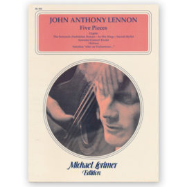 John Anthony Lennon Five Pieces