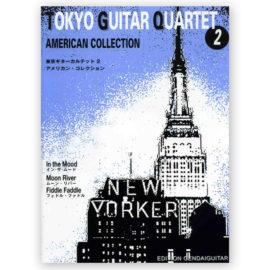 sheetmusic-tokyo-quartet-vol-2