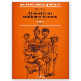 Alain Vérité Atmósferas Sudamericanas Volume 1
