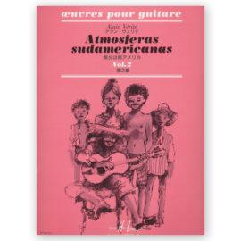Alain Vérité Atmósferas Sudamericanas Volume 2