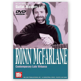 Ronn McFarlane Lute Virtuoso