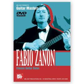 Fabio Zanon Classic Guitar Solos
