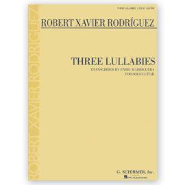 sheetmusic-rodriguez-three-lullabies