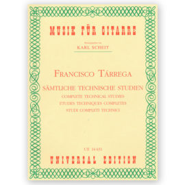 sheetmusic-tarrega-scheit-complete-technical-studies
