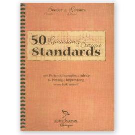 Boquet Rebours 50 Standards Renaissance Baroque