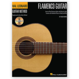 Hugh Burns Hal Leonard Flamenco Guitar Method