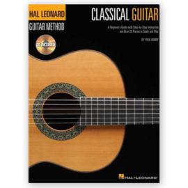Paul Henry Hal Leonard Classical Guitar Method