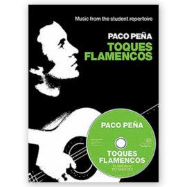 Paco Peña Toques Flamencos