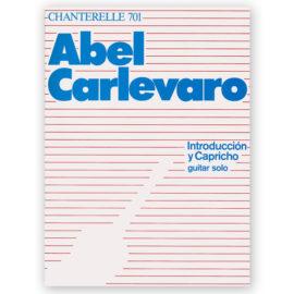 Abel Carlevaro Introducción y Capricho