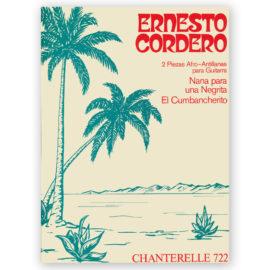 Ernesto Cordero 2 Piezas Afro-antillanas