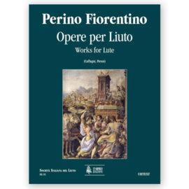 Perino Fiorentino Works for Lute