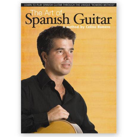 Romero, Celino. The Art of Spanish Guitar w/CD