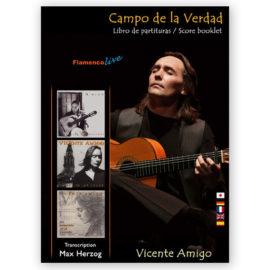 Vicente Amigo Campo Verdad