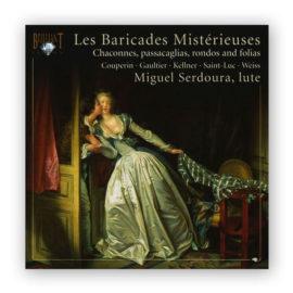 Miguel Yisrael Les Baricades Mistérieuses