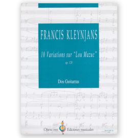 sheetmusic-kleynjans-10-variations-lou-mazuc