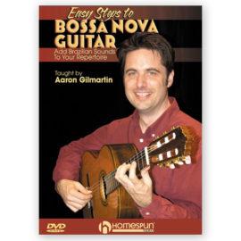 Aaron Gilmartin Bossa Nova Guitar