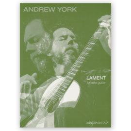 Andrew York Lament