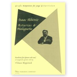 Tilman Hoppstock Isaac Albéniz Asturias & Malagueña