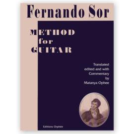 Fernando Sor Method for Guitar