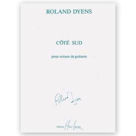 sheetmusic-dyens-cote-sud