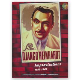 Django Reinhardt Improvisations 1935 1949