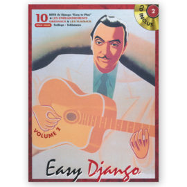 Django Reinhardt Easy Djang Volume 2