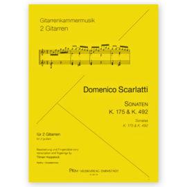 Tilman Hoppstock - Scarlatti