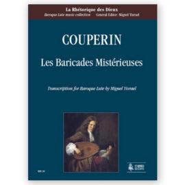 François Couperin Les Baricades Misterieuses