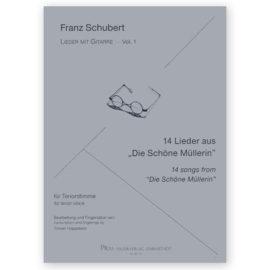 Hoppstock Franz Schubert Vol 1 14 Songs Die Schöne Müllerin