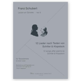 Hoppstock Franz Schubert Vol 6 12 songs