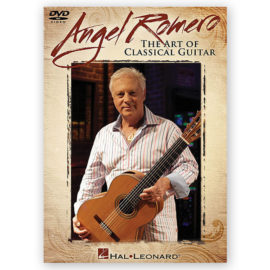 Angel Romero Art Classical Guitar