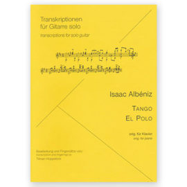 Isaac Albéniz Tango El Polo