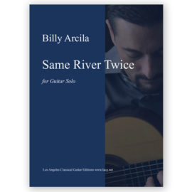 Billy Arcila Same River Twice
