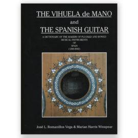 José Romanillos Vihuela Spanish Guitar