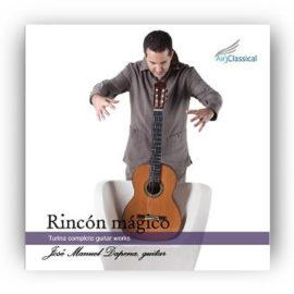 José Manuel Dapena Rincón Mágico