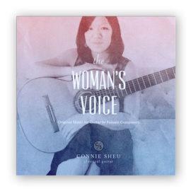Connie Sheu The Woman's Voice