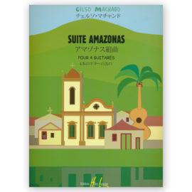 Celso Machado Suite Amazonas