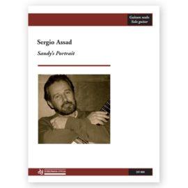 Sergio Assad Sandy's Portrait