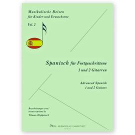 Tilman Hoppstock Musical Journeys Spanish Vol 2