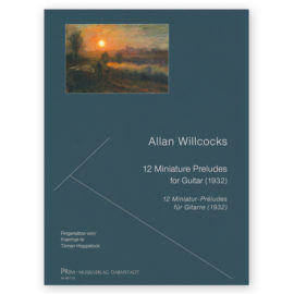 Tilman Hoppstock Allan Willcocks 12 Miniatures