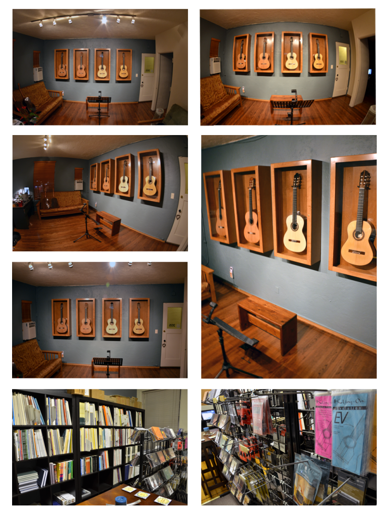 About us Los Angeles Classical Guitars