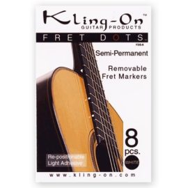 Kling-on Fret Dots 8 pieces