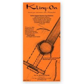 Kling-On Guitar Support Suction-cup Protector